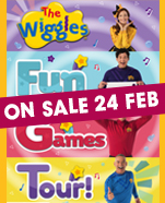 The Wiggles Fun and Games Tour, Saturday 2nd May 2020