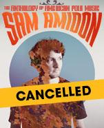Sam Amidon: The Anthology of American Folk Music