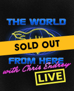 The World From Here LIVE + Endrey and Friends