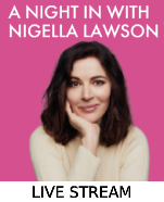 A Night in with Nigella Lawson