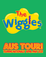The Wiggles – We're All Fruit Salad Tour