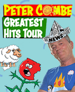 Peter Combe's Greatest Hits