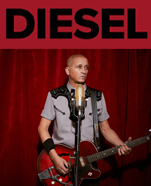 Diesel Greatest Hits: Alone with the Blues