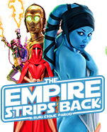 The Empire Strips Back: A Burlesque Parody