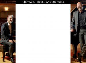 Teddy Tahu Rhodes and Guy Noble