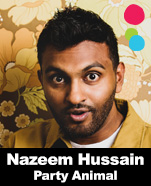 Nazeem Hussain – Party Animal